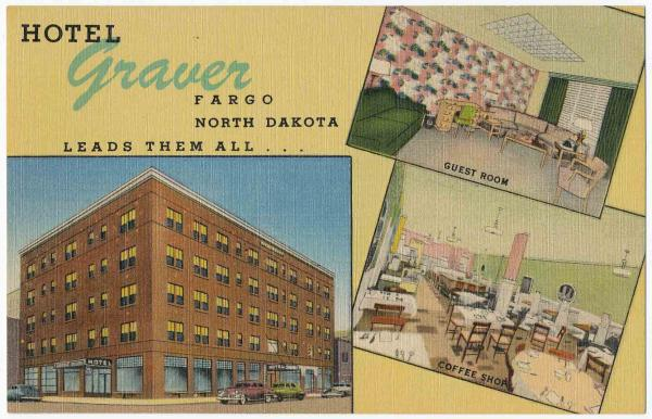 heppy ending Fargo, North Dakota