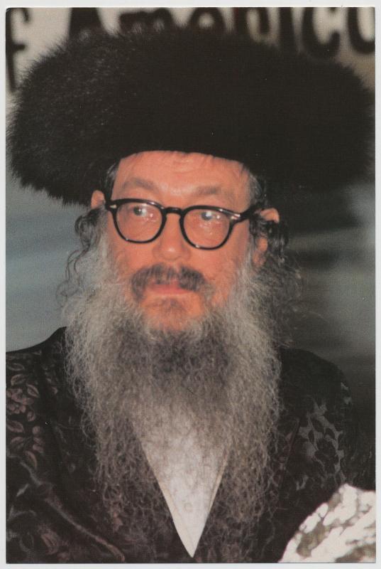 Torah Personalities Trade Card代拍_海外代购