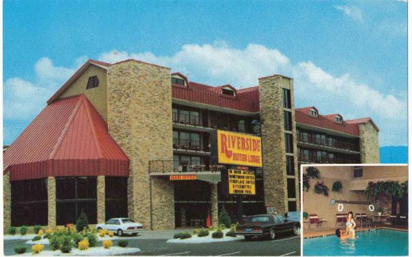Riverside motor lodge pigeon forge tn for Riverside motor lodge pigeon forge