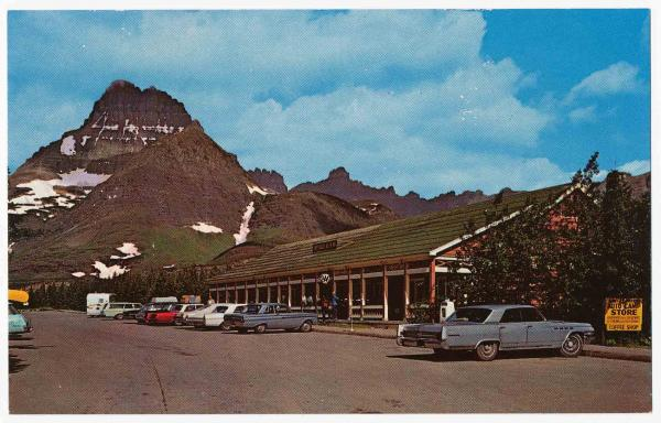 Swiftcurrent Motor Inn Auto Camp Store Glacier National