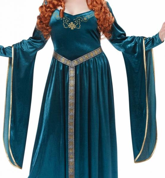 Renaissance Dress Plus Size: Lady Guinevere Costume Dress Medieval Renaissance Queen