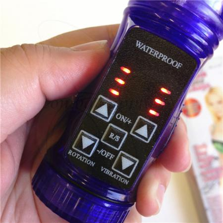 Sterilizing a vibrator