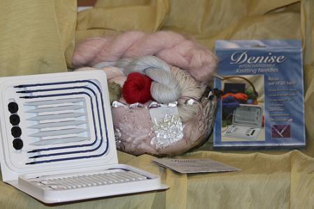 Denise Knitting Needle Sets - Peachey Ethknits knitting