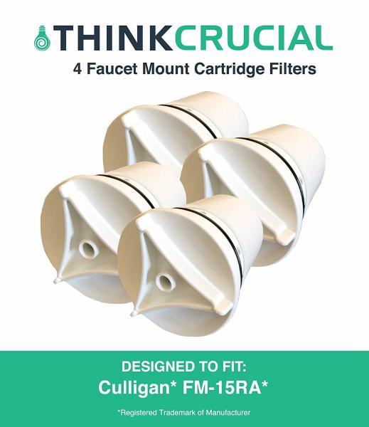 4 Replacements Cuilligan Filter Cartridge Part # FM-15RA   eBay