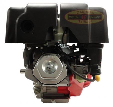 New 11hp Gas Engine Go Kart Log Splitter Electric Start