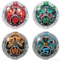 Ultraman RB DX RB Gyro /& DX RB Crystal Holder Set