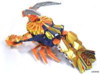 Bandai Samurai Sentai Shinkenger DX Daikai Oh Megazord Gokaiger