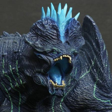 Japan X-PLUS RIC Ltd Dai Kaiju LEATHER BACK Pacific Rim ... Pacific Rim Kaiju Category 4