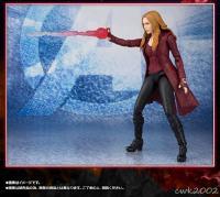 Bandai Tamashii S.H PSL Infinity War NEBULA Action Figure Figuarts Avengers