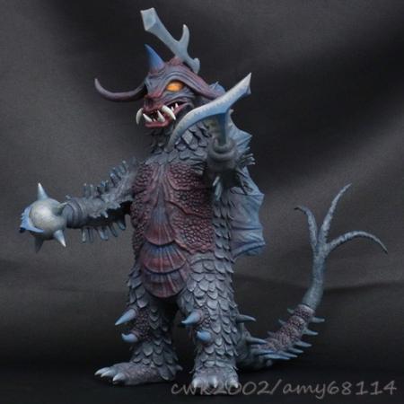 X-PLUS Shounen RIC Ltd Dai Kaiju Series BARABAS Figure ...