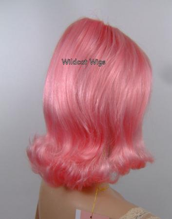 how to make a cotton candy wig