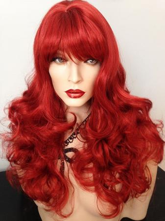 Super Hot Carlotta Wig Henna Red Totally Sexy Ebay