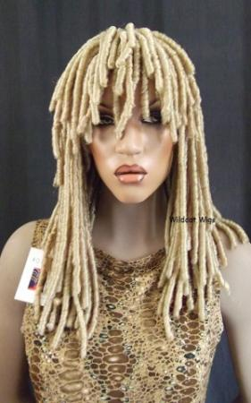 dreadlocks blonde unisex sepia west bay nice details about dreadlocks ...