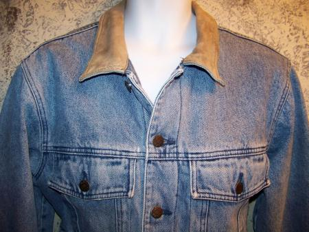 CABELA S Outdoor Gear jean jacket flannel lining men s S #0: 11 17 2ebay14 025 =450