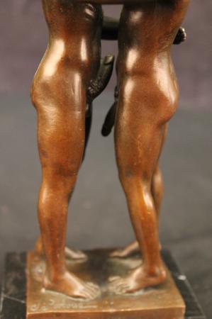 Nude Male Statue 19