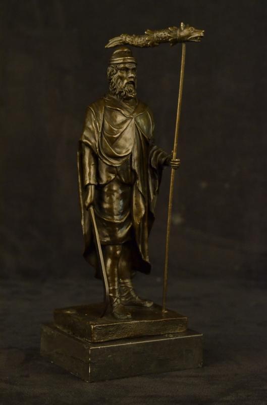 Cronus (Saturn), Father of Greek (Roman) Gods Bronze ...