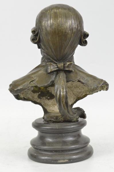 Wolfgang amadeus mozart classical musician bronze bust for Amadeus decoration
