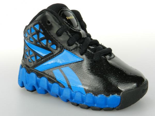 Reebok Minizig Slash Zigs New Toddlers Infant Baby Boys John Wall Shoes Size 4