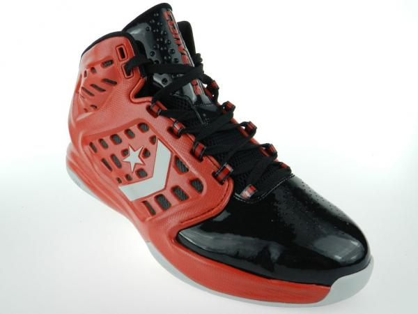 d75f529d00c1c0 Converse Basketball Shoes Defcon CONVERSE DEFCON MID NEW Mens Black Red  Chicago Bulls ... Converse Basketball Shoes Defcon ...