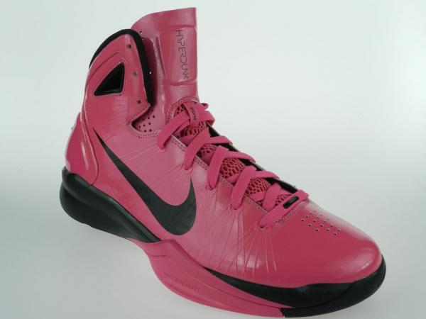 nike hyperdunk 2010 quot highlighter quot mens pink black