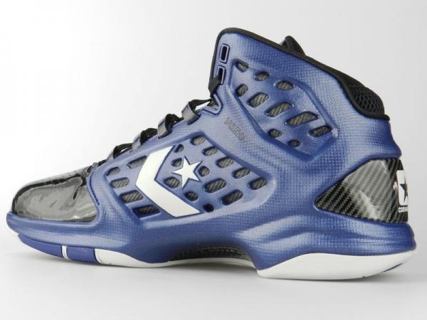 c85b90c9ab30 CONVERSE DEFCON MID 128531C NEW Mens Black Navy Blue Basketball Shoes
