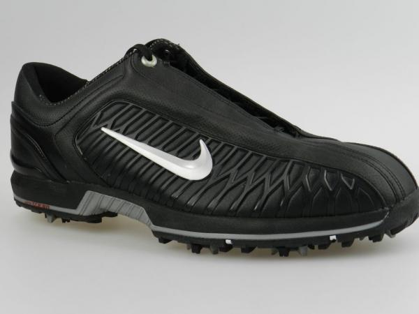 421414afc8d8f NIKE AIR ZOOM ELITE II Mens Black  156 Golf Shoes Size 11.5 W Wide ...
