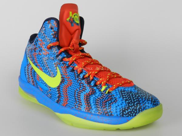 nike kd v gs size 4y new boys kevin durant