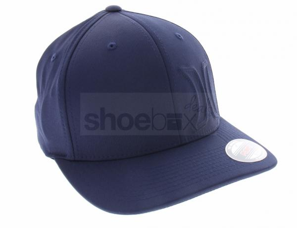 c1e9aad8de1ff Hurley Men s S M Hermosa 2.0 Navy Blue Flex Fit Surf Hat Baseball Cap  MHA0007970