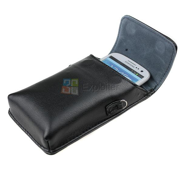Magnetic Waist Belt Pouch Cover Case for Samsung Galaxy S3 i9300 i9220