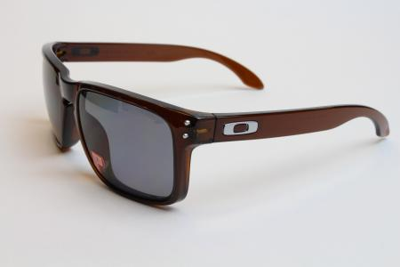 cec31a5d9e1 Oakley Holbrook Rootbeer Polarized Oakley Holbrook Sunglasses 0OO9102-91020355  B H Photo Video