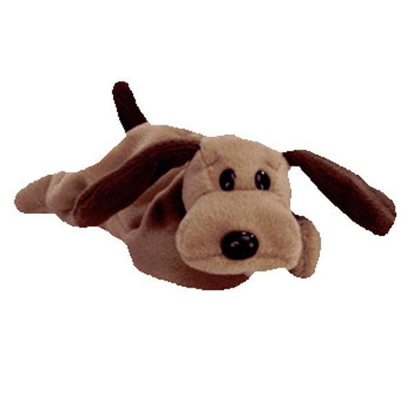 Ty Bones Beanie Baby Dog Mwmt 4th Gen Retired Ebay