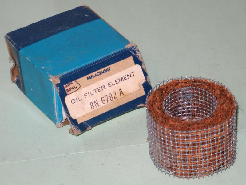 Ford 8n Tractor Oil Filter : Buy  ford n jubilee tractor new oil cap