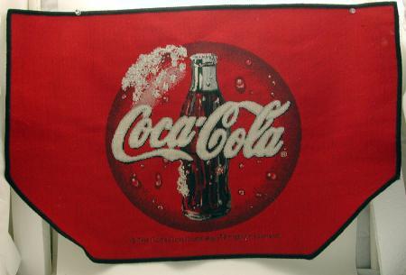 Rare Coca Cola Kitchen Rug Rubber Back 26 Quot Floor Mat Coke