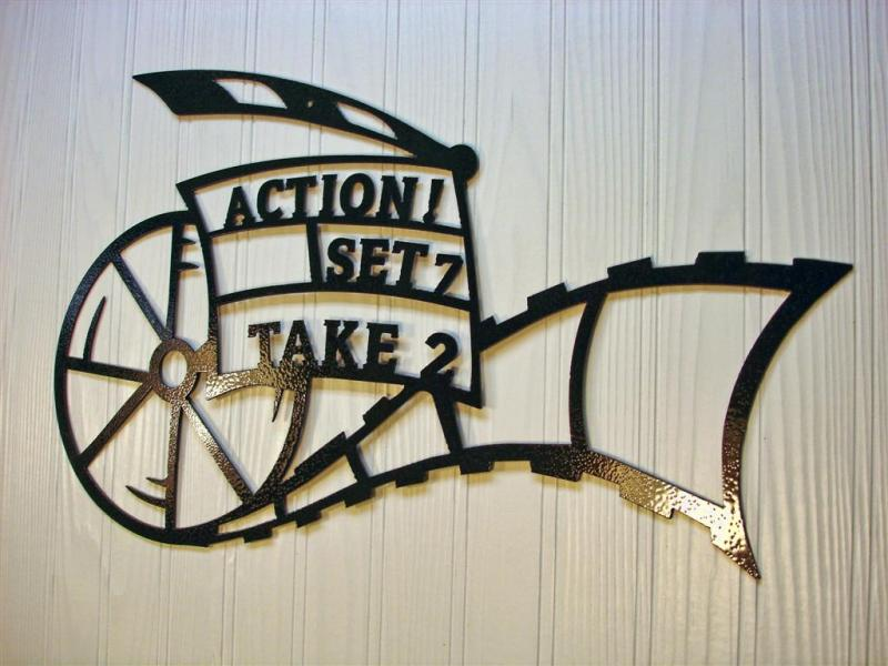 Movie Reel Wall Decor 28+ [ home theater wall decor ] | cinema theatre customized sign