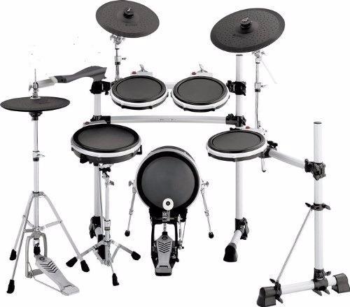 Yamaha dtxtreme iii electronic drum kit with rs130 rack for Yamaha drums electronic