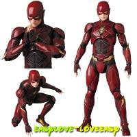 MAFEX No.58 MAFEX FLASH JUSTICE LEAGUE Medicom Toy Japan New