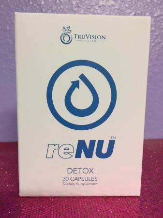 TRUVISION ReNU DETOX 30 capsules | eBay