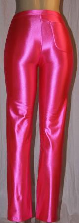 Vtg shiny disco spandex high waisted sexy hot body pants diva rocker jeans ebay - Diva pants ebay ...