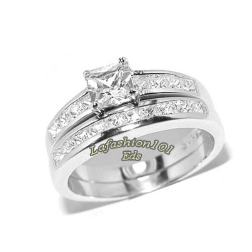 item specifics - Stainless Steel Wedding Rings