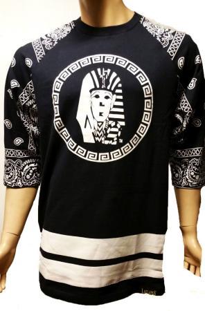 Authentic Private Label Tyga Last Kings T Shirt Bandana