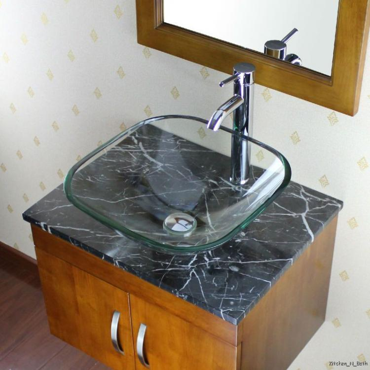 how to clean tarnished chrome faucets