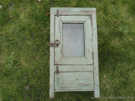 beautiful antique shabby chic wooden wall cabinet cupboard