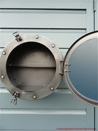 antique style porthole bathroom mirror cabinet marine wall cabinet