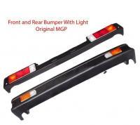 Front Bumper Bar With Lights Suzuki Samurai SJ413 SJ410 Sierra Drover Jimny New