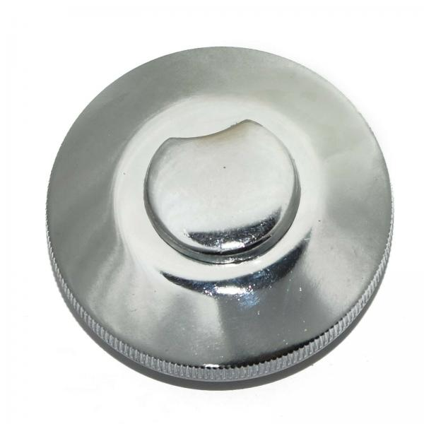 Enfield County Steel Made Chrome Plated Massey Ferguson Tractor Fuel Tank Cap With Lock