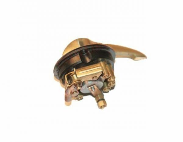 Enfield County Lucas Type U39 Lighting Switch With Brass Knob Magneto DC Ignition Models