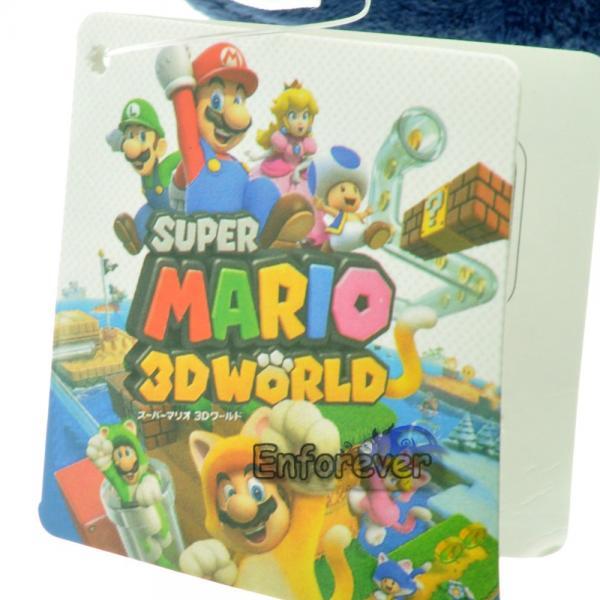new super mario bros 9quot 3d world cat galaxy princess