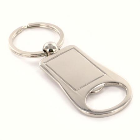 personalized silver bottle opener key chain engraved groomsmen gift for him ebay. Black Bedroom Furniture Sets. Home Design Ideas