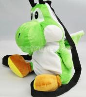 Super Mario Bros YOSHI 14 Backpack Bag Plush Doll/MT89