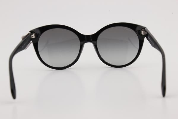 4afbc3fa3e02d Prada Sunglasses glasses black SPR 230 56 20 1AB-3M1 140 2N